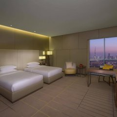 Отель Hyatt Regency Creek Heights Дубай комната для гостей фото 4