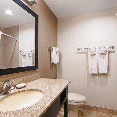 Отель Best Western - Suites Колумбус ванная