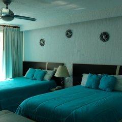 Апартаменты Apartment Solymar Cancun Beach комната для гостей фото 2