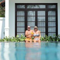 Отель Tropical Garden Homestay Villa