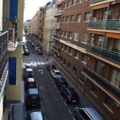 Отель Hostal Casa Tao Мадрид балкон