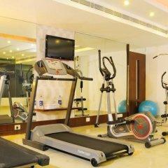Отель The Pearl Hotel Индия, Нью-Дели - 1 отзыв об отеле, цены и фото номеров - забронировать отель The Pearl Hotel онлайн фитнесс-зал фото 2