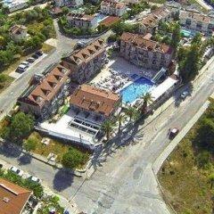Flora Palm Resort Турция, Олудениз - отзывы, цены и фото номеров - забронировать отель Flora Palm Resort онлайн пляж
