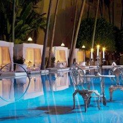 Отель Delano South Beach бассейн фото 2