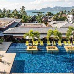 Отель Novotel Samui Resort Chaweng Beach Kandaburi бассейн фото 2