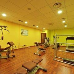 Parco Hotel Sassi фитнесс-зал фото 3