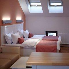 Гостиница Rudolfo Львов комната для гостей фото 4