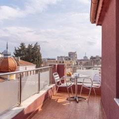Отель Guest House Fotinov балкон
