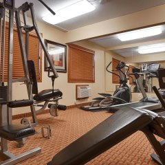 Отель Best Western Plus Greenwell Inn фитнесс-зал фото 4