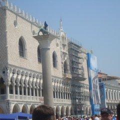 Atlantide Hotel Венеция вид на фасад