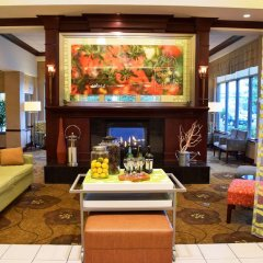Отель Hilton Garden Inn Columbus/Polaris интерьер отеля