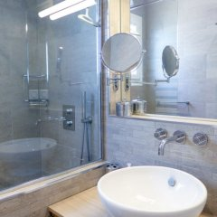 Отель Saint Christophe Ницца ванная