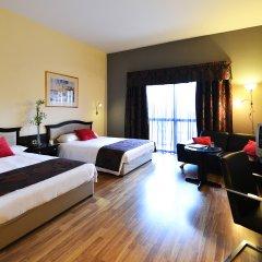 Отель Fortina Spa Resort комната для гостей