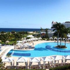 Отель Gran Bahia Principe Jamaica Hotel Ямайка, Ранавей-Бей - отзывы, цены и фото номеров - забронировать отель Gran Bahia Principe Jamaica Hotel онлайн бассейн