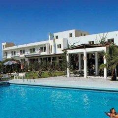 Отель Rhodian Sun Греция, Петалудес - отзывы, цены и фото номеров - забронировать отель Rhodian Sun онлайн бассейн фото 3