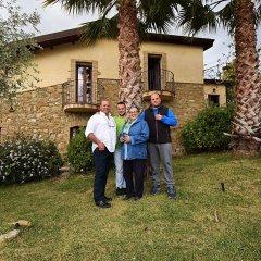 Отель B&B Giucalem - La Casa Negli Orti Пьяцца-Армерина приотельная территория