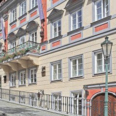 Отель Alchymist Prague Castle Suites фото 3