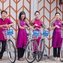 Отель Villa of Tranquility Вьетнам, Хойан - отзывы, цены и фото номеров - забронировать отель Villa of Tranquility онлайн спортивное сооружение