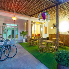 Отель Hung Do Beach Homestay спа