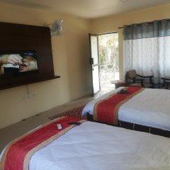 Отель Taj Riverside Resort and Adventure Непал, Катманду - отзывы, цены и фото номеров - забронировать отель Taj Riverside Resort and Adventure онлайн комната для гостей фото 2