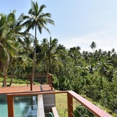Отель Island Breeze Fiji Савусаву бассейн фото 3