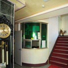 Отель Donggung Motel Южная Корея, Пхёнчан - отзывы, цены и фото номеров - забронировать отель Donggung Motel онлайн балкон