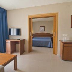 Отель Bahia Tropical Альмуньекар удобства в номере