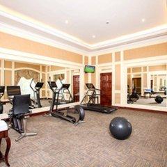 The Hotel Amara фитнесс-зал