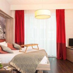 Отель Aparthotel Adagio Brussels Grand Place Бельгия, Брюссель - 14 отзывов об отеле, цены и фото номеров - забронировать отель Aparthotel Adagio Brussels Grand Place онлайн комната для гостей фото 5