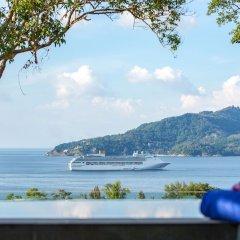 Отель Crest Resort & Pool Villas пляж фото 2