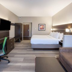 Отель Holiday Inn Express & Suites Indianapolis NE - Noblesville комната для гостей фото 4