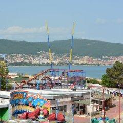 Отель Juli Болгария, Солнечный берег - отзывы, цены и фото номеров - забронировать отель Juli онлайн пляж