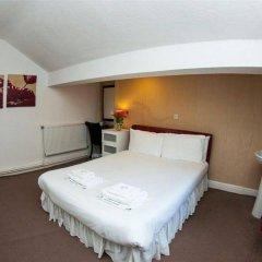 The Mitre Hotel сейф в номере