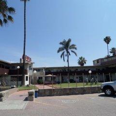 Hotel Bahia парковка