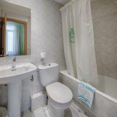Отель Lyon Испания, Барселона - - забронировать отель Lyon, цены и фото номеров ванная