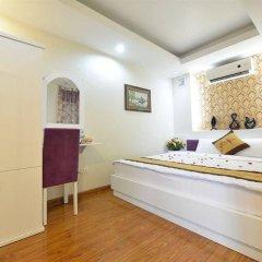 Tu Linh Palace Hotel 2 Ханой сейф в номере
