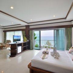 Отель Tri Trang Beach Resort by Diva Management 4* Полулюкс разные типы кроватей