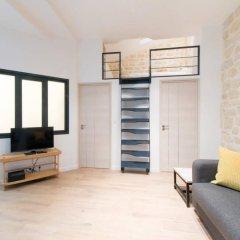 Отель Apart Inn Paris - Quincampoix Франция, Париж - отзывы, цены и фото номеров - забронировать отель Apart Inn Paris - Quincampoix онлайн комната для гостей фото 5
