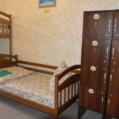 Lviv Lucky Hostel Львов сейф в номере