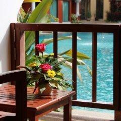 Отель Patong Paragon Resort & Spa 4* Номер Делюкс с различными типами кроватей фото 12
