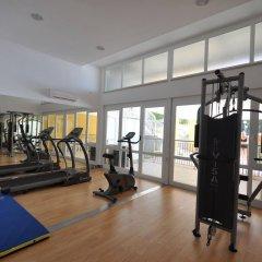 Отель Horizont Resort фитнесс-зал