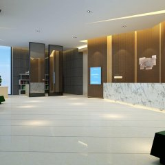 Отель Holiday Inn Express Chengdu West Gate спа