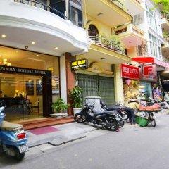 Отель Family Holiday Hotel Вьетнам, Ханой - отзывы, цены и фото номеров - забронировать отель Family Holiday Hotel онлайн парковка