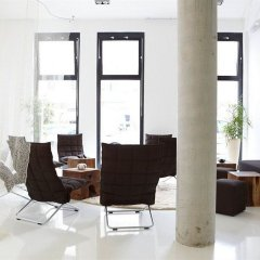 Almodovar Hotel Biohotel Berlin интерьер отеля фото 2