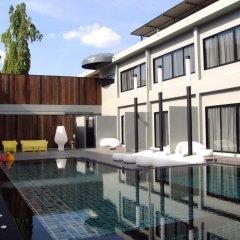 S Ratchada Leisure Hotel Бангкок бассейн фото 2