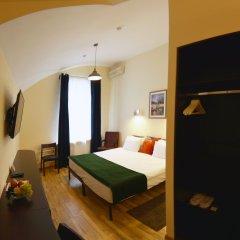 Гостиница Тройка Москва комната для гостей фото 4