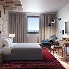 Отель Canopy by Hilton Zagreb - City Centre комната для гостей