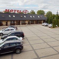 Гостиница 4x4 парковка