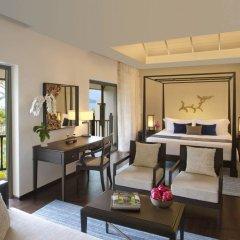 Отель Anantara Bophut Koh Samui Resort Самуи комната для гостей фото 3