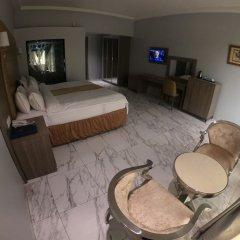 Maxbe Continental Hotel Энугу в номере